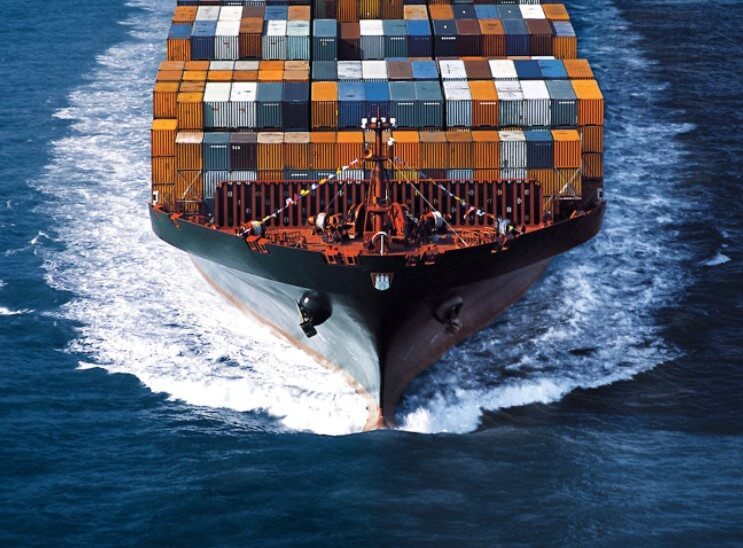 sea freight shipping from China to Ukraine