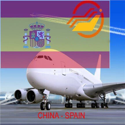 Air Freight From China To Spain