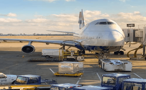 Air freight from China to Nigeria