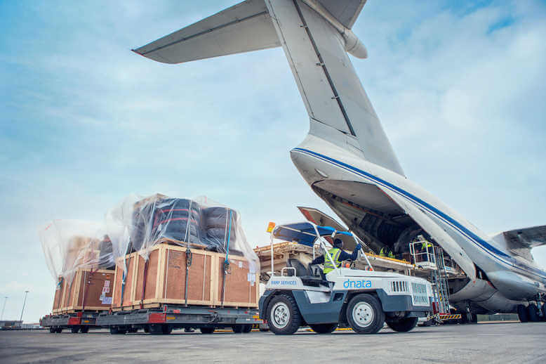 Air Freight From China to Algeria