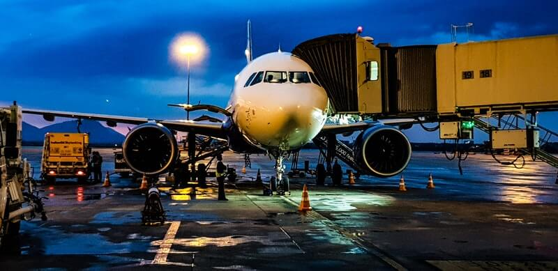 Air freight delivery from China to Mozambique