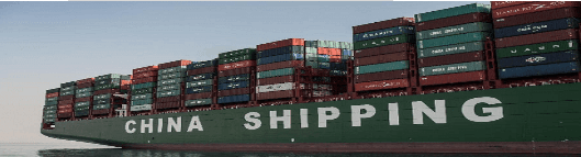 Sea freight from China to Nigeria