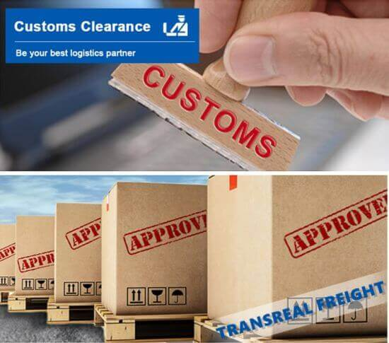 Customs Clearance To Ship Your Products