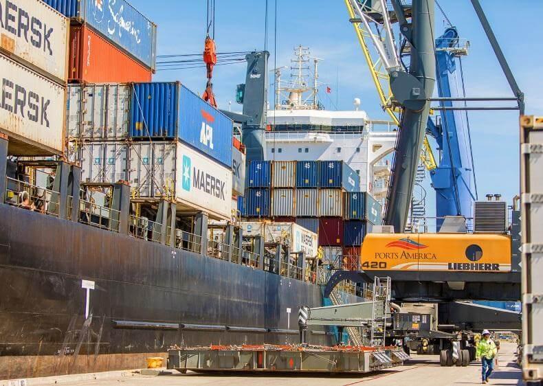 Sea Freight Shipping From China To Botswana