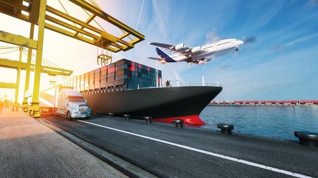 Air freight & sea freight