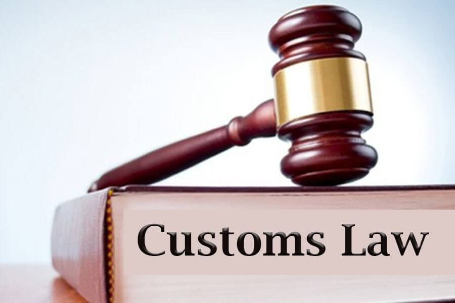Customs Law for Shipping