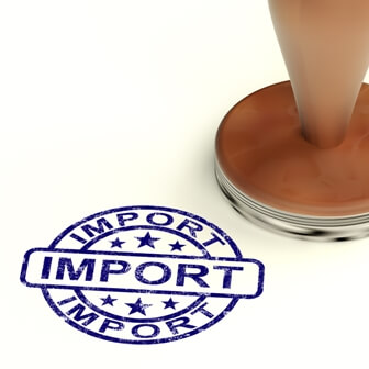 Customs Duties Importing Approval
