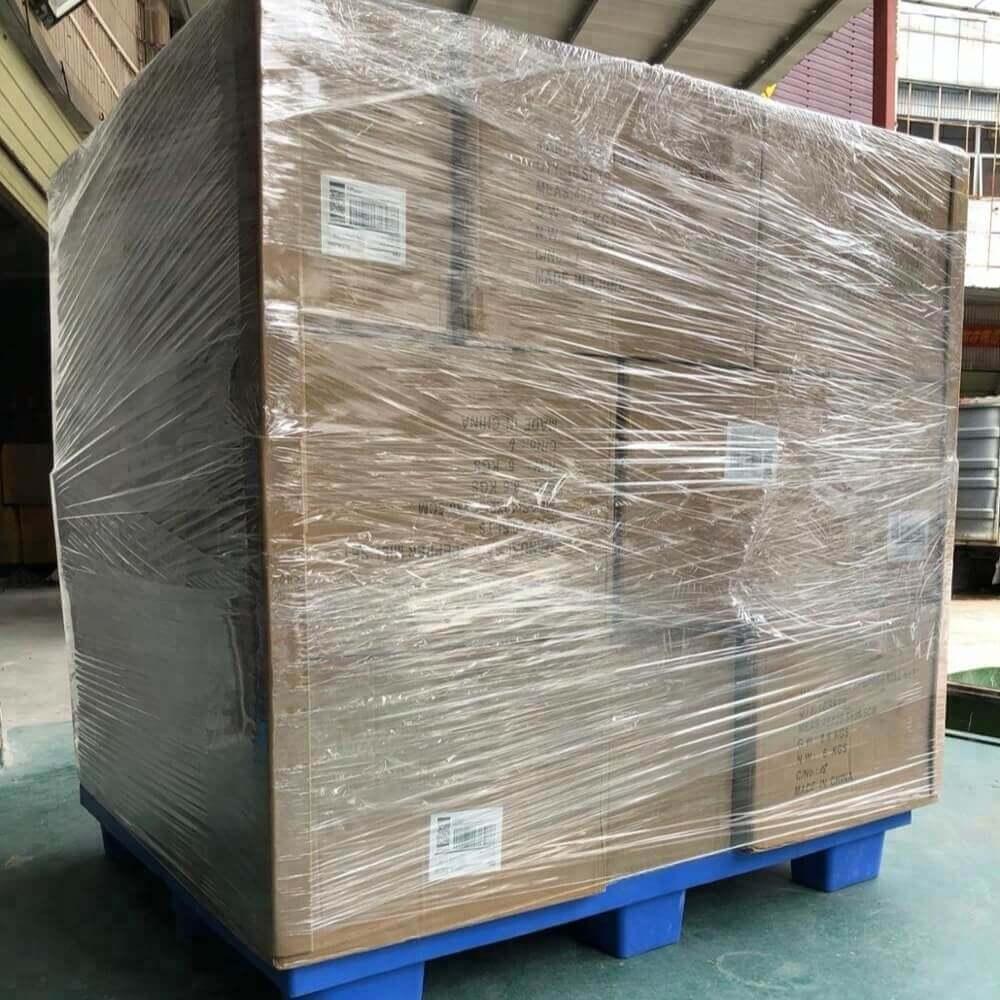 Air cargo packaging