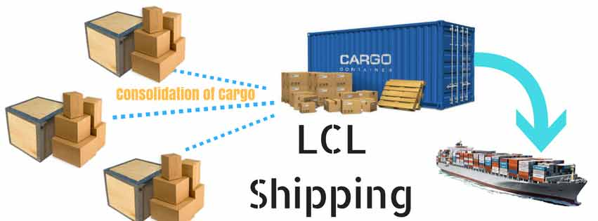 LCL Shipping From China to Portugal.