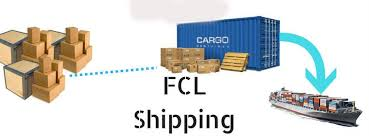 FCL Shipping From China to Portugal.
