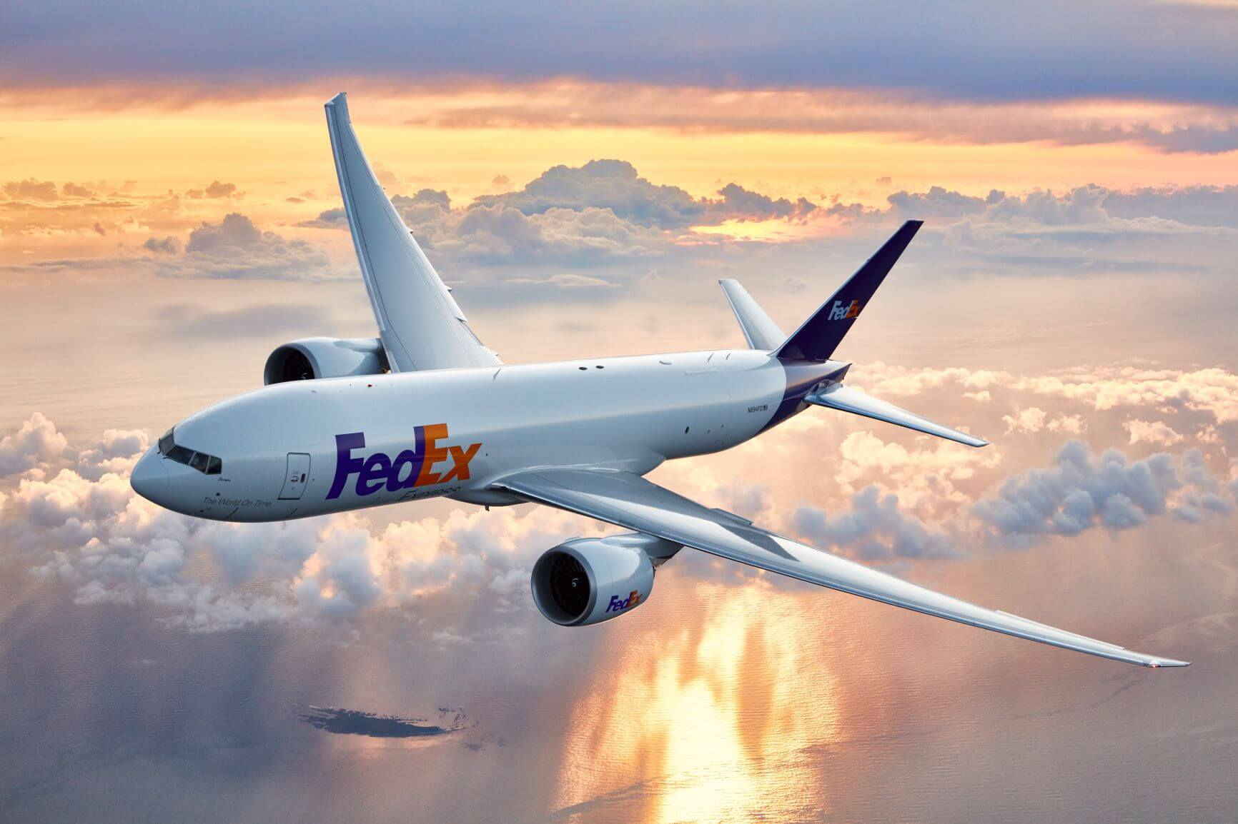 FedEx Express Shipping From China to Portugal.