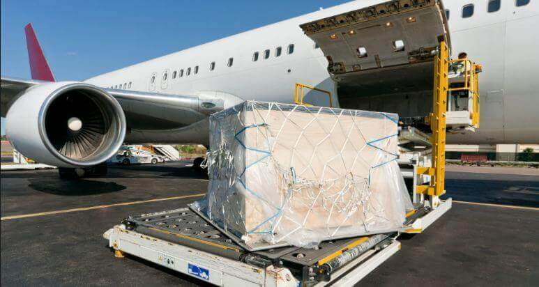 Shipment Package of Air cargo