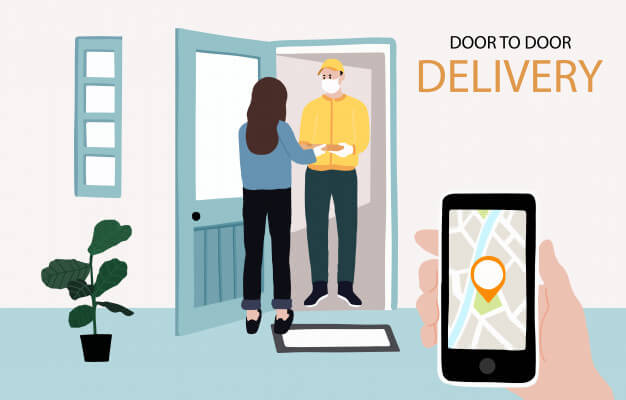 Door To Door Shipping Service When Sea Shipping From China
